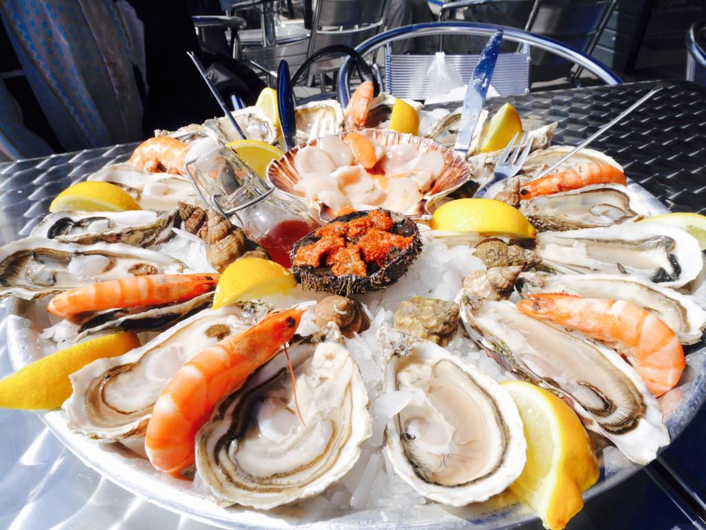 granville fruits de mer