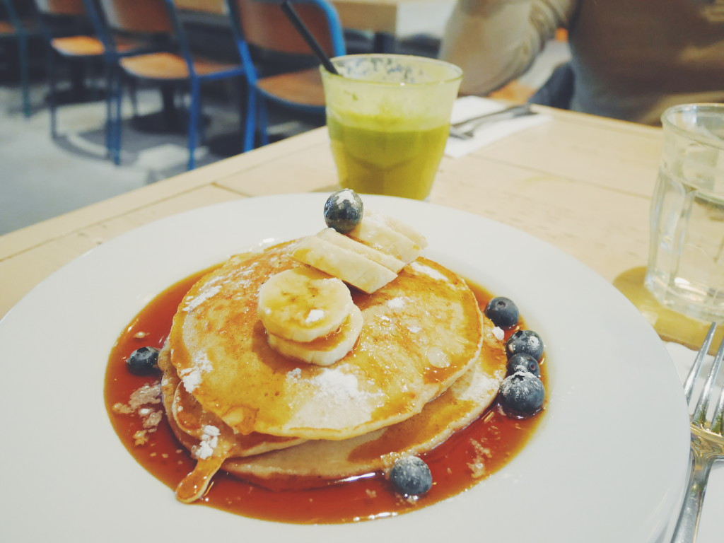 bakers and roasters pancakes