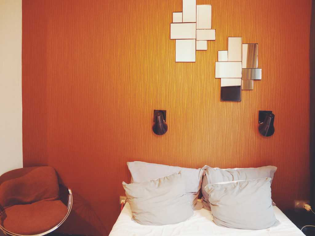 Hotel V amsterdam chambre