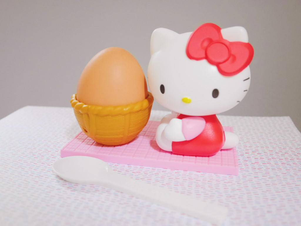 coquetier hello kitty