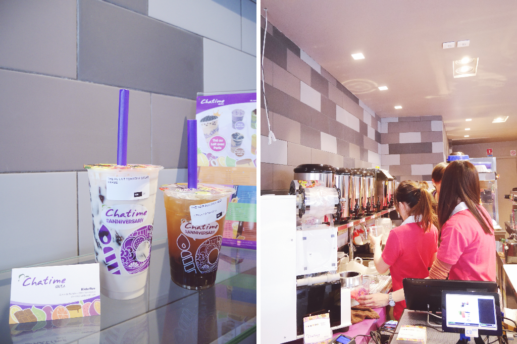 chatime paris
