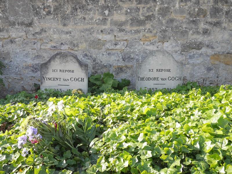 tombes van gogh