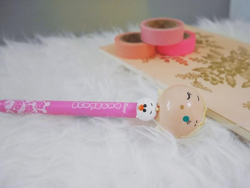 stylo tsum tsum elsa