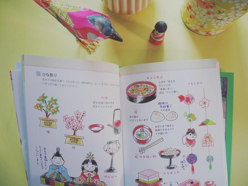 livre dessins japonais