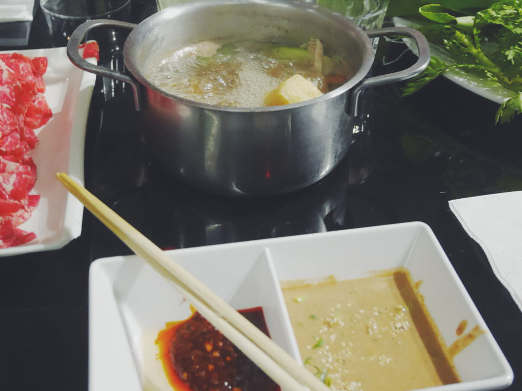 fondue chinoise paris