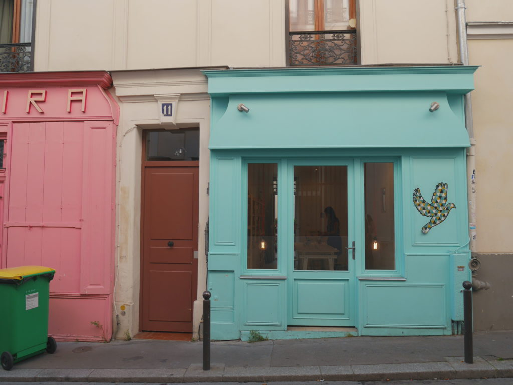 rue saint marthe paris