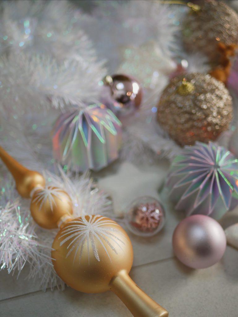 cimier sapin décoration noel