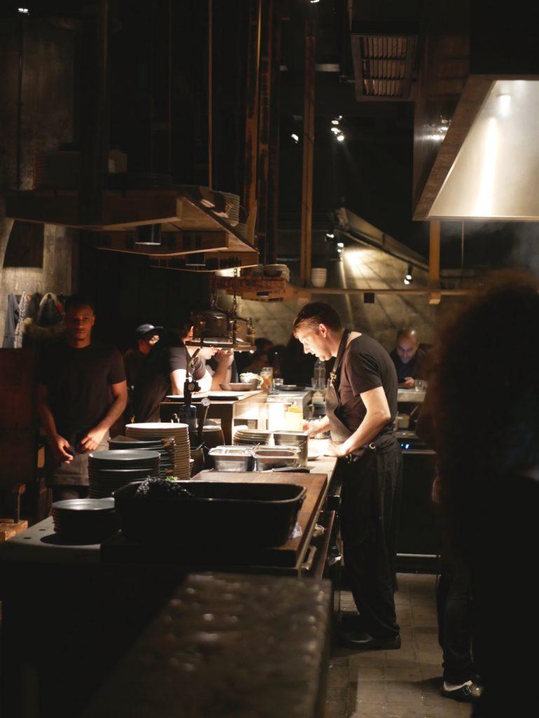 londres smokestak restaurant