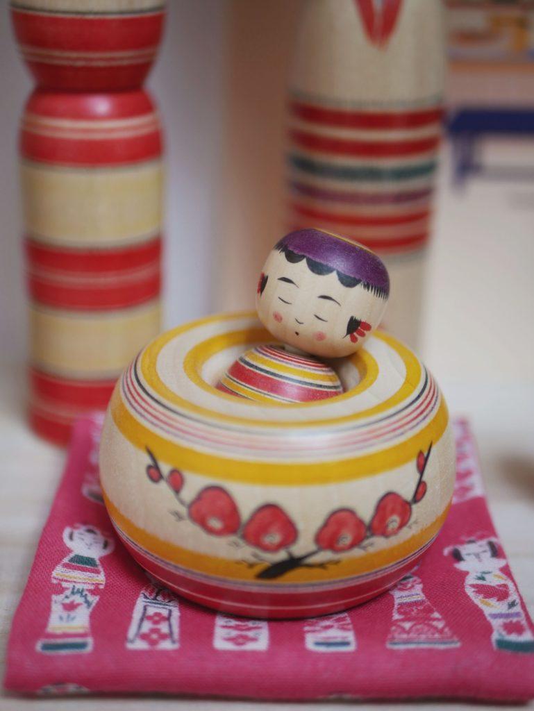 kokeshi Yajirô