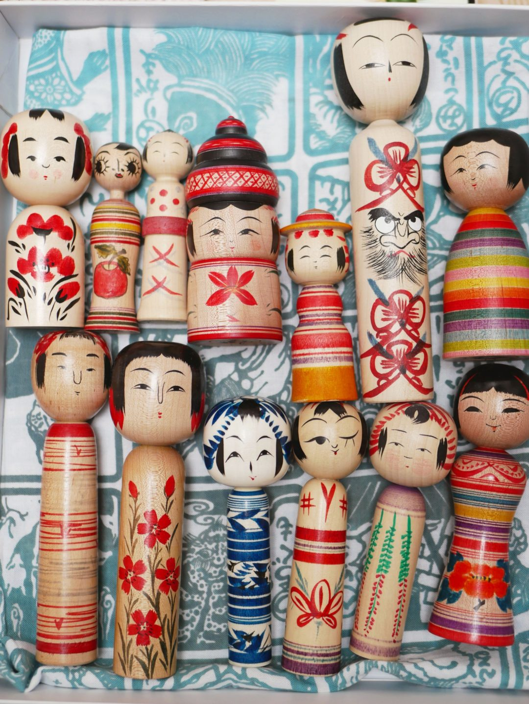 kokeshi collection